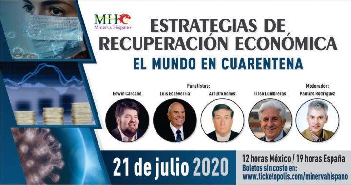 Estrategias de recuperación: el mundo en cuarentena