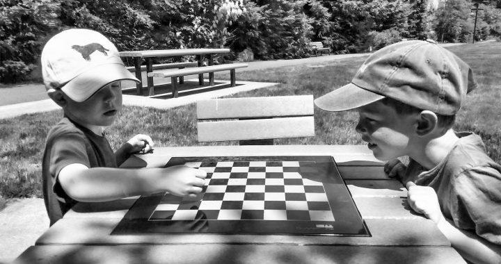 El reto del 2021 es aprender a jugar ajedrez