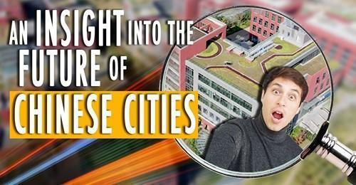 CIUDADES ESPONJA: el Presente de la Ciudad Sustentable en China
