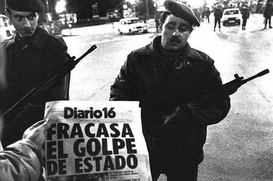 23F – 1981 Golpe de Estado en España: ¿cómo viviste este día?