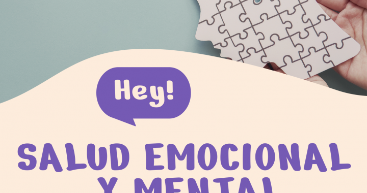 Salud Emocional y Mental: Evita la próxima pandemia