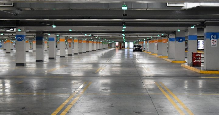 Y ahora, ¿qué hacemos con los estacionamientos?